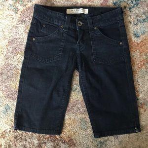 Hudson boyfriend shorts